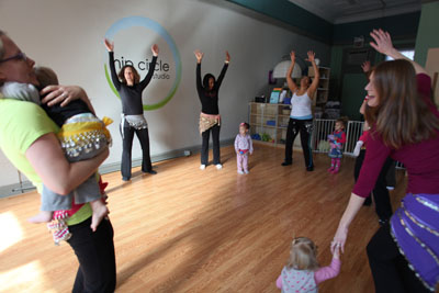 Hip Circle Studio Dance With Me Toddler