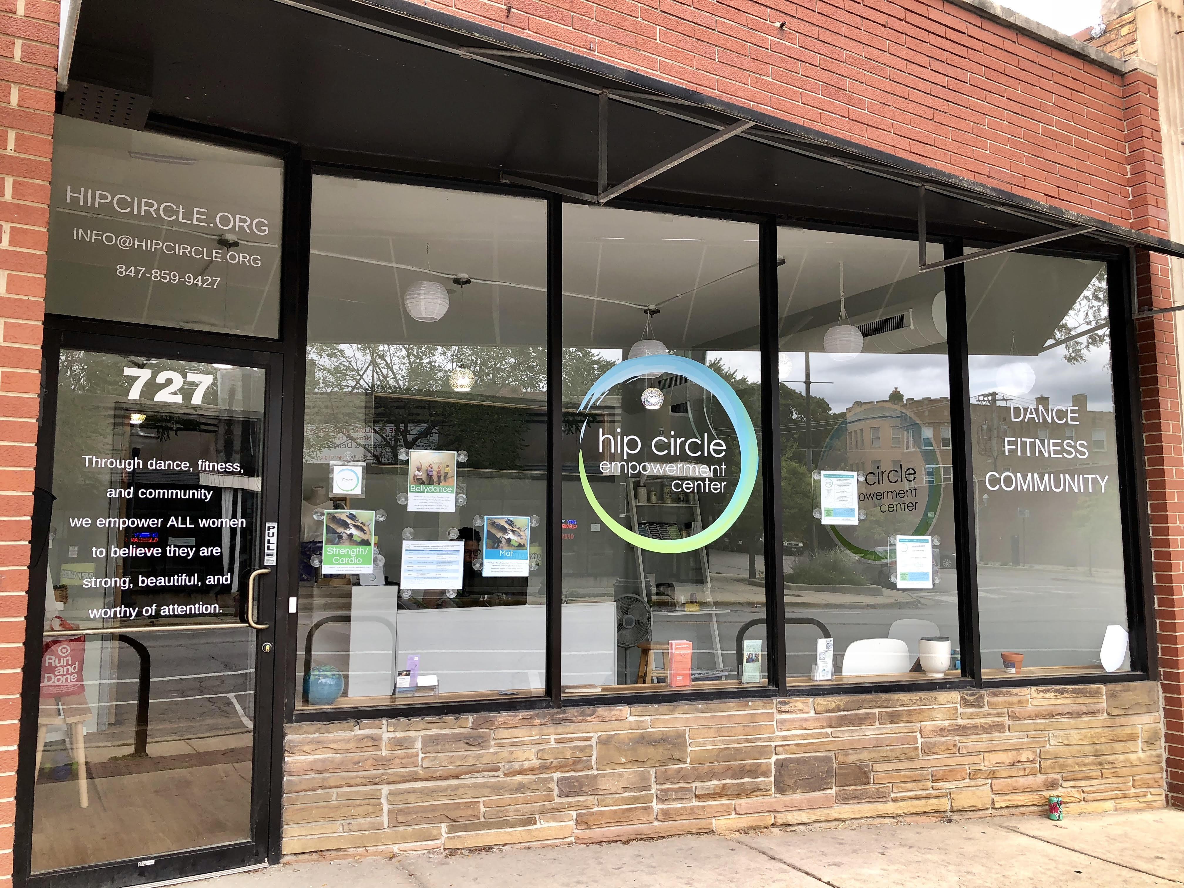 Hip Circle Studio Exterior