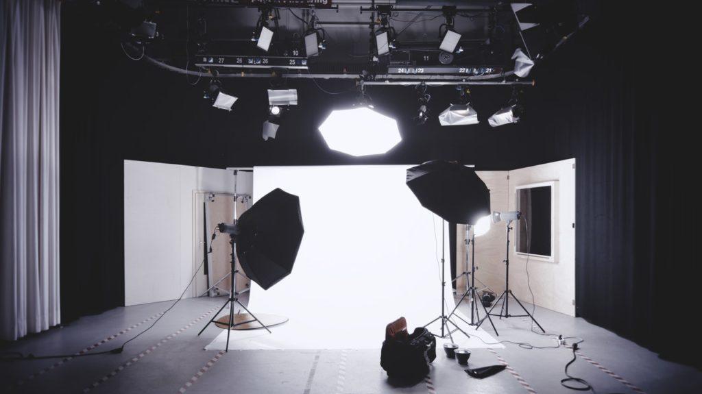 Picture of Empty Photography Studio