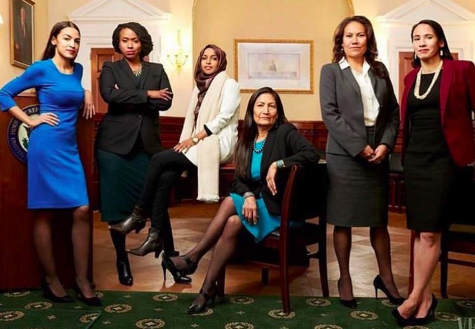 Incoming Women US Senators
