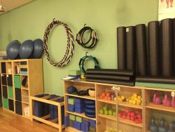 Hip Circle Wall of Props