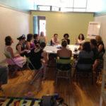 Hip Circle Meeting Space